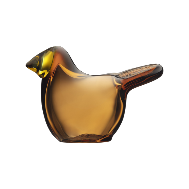 iittala Toikka Flycatcher Copper