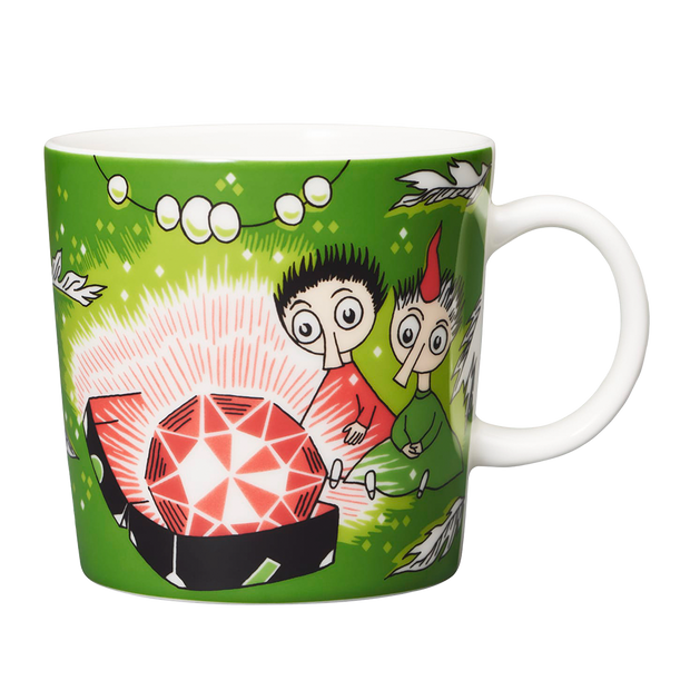 Arabia Moomin Mug - Thingumy & Bob