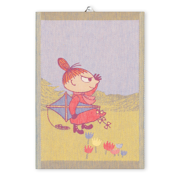 Ekelund Moomin Windy Tea Towel