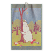 Ekelund Moomin Lucky Tree Tea Towel