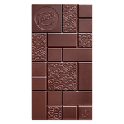 Fazer Pure Dark Crunchy Hazelnut Chocolate Bar (4339018104910)