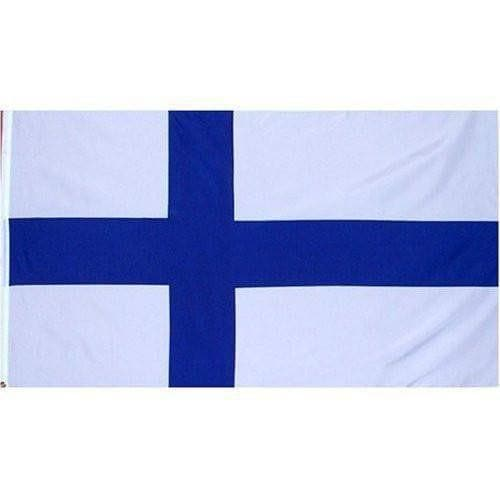 Finland Flag 3x5ft Polyester Flag Touch of Finland (10606848006)