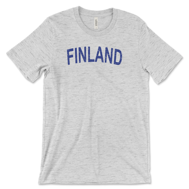 Finland Distressed Arch T-Shirt