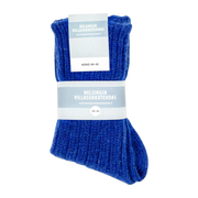 Helsinki Woolen Socks, Blueberry (2354572230734)