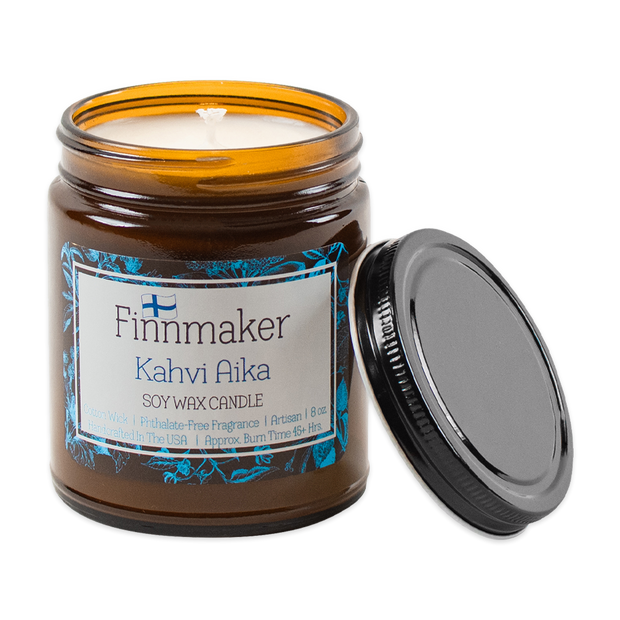 Finnmaker Coffee Aika Candle