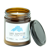 Finnmaker Lake Superior Candle