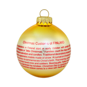 Finnish Christmas Ornament - Hauskaa Joulua (8776356294)