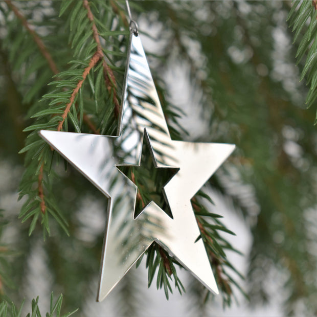 Pohjolan Helmi Shining Star Ornament