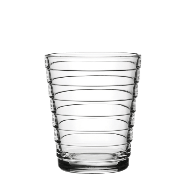 iittala Aino Aalto Clear Medium Tumbler 7.75 oz (395843319)