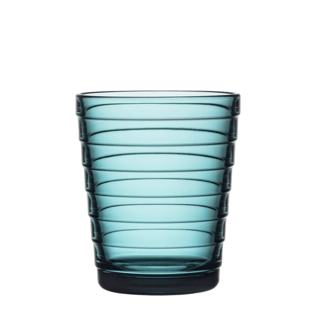 iittala Aino Aalto Sea Blue Medium Tumbler 7.75 oz (4373808939086)