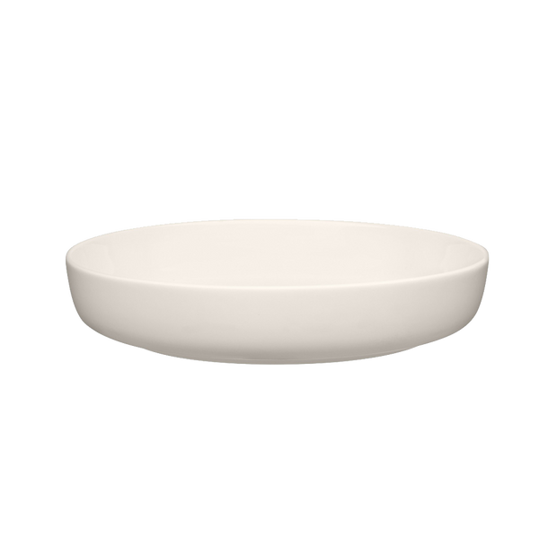 iittala Essence White Bowl 8""