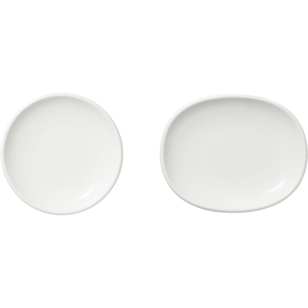 iittala Raami White Small Plates - Set of 2