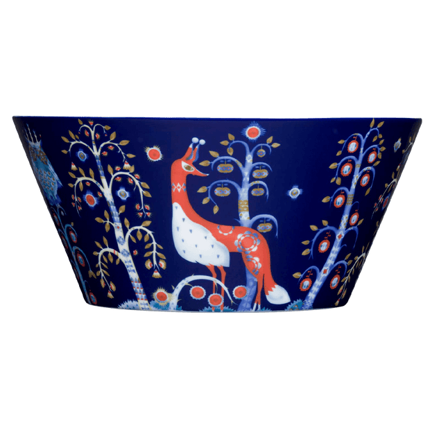 iittala Taika Blue Serving Bowl (3843239750)
