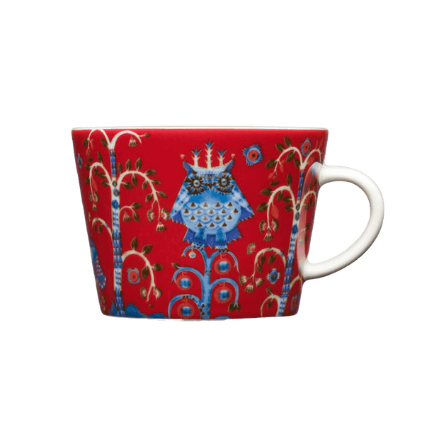 iittala Taika Red Coffee Cup (118218031110)