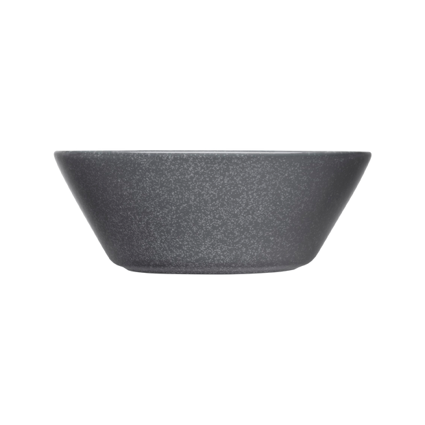 iittala Teema Dotted Grey Soup / Cereal Bowl