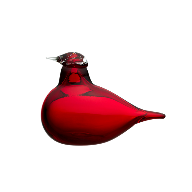 iittala Toikka Little Cranberry Tern