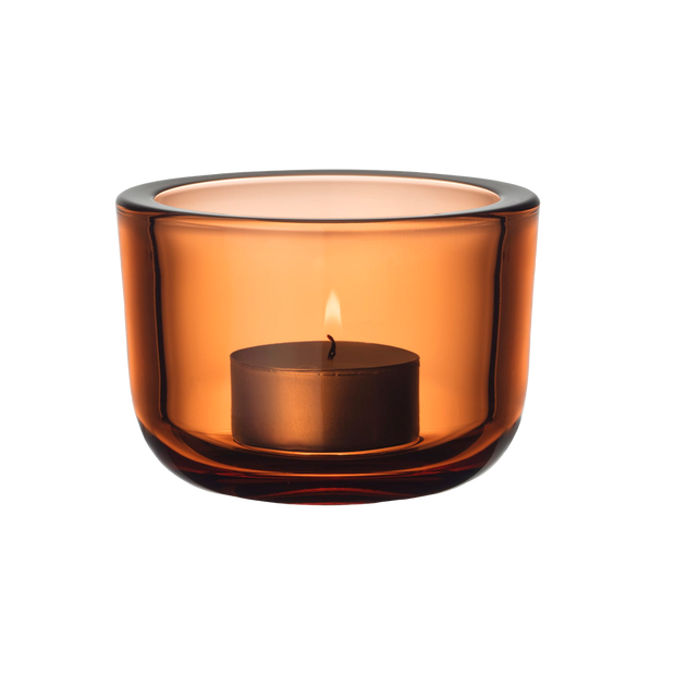 iittala Valkea Seville Orange Votive