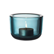 iittala Valkea Sea Blue Votive (1426675302478)