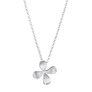Kalevala Silver Anemone Necklace (4318311186510)