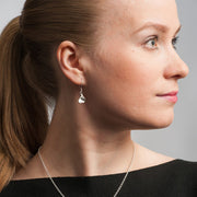 Kalevala Made in Helsinki Eira Silver Earrings