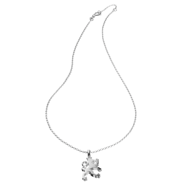 Kalevala Female Lion Necklace (1385066561614)
