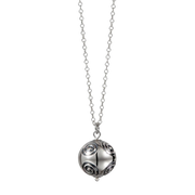 Kalevala Halikko Silver Necklace