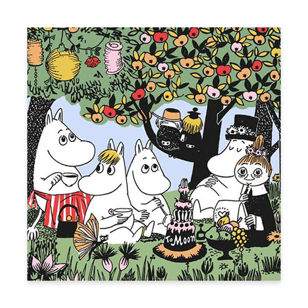 Moomin Party Lunch Napkin