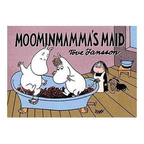 Moominmamma's Maid Moomin Books Touch of Finland (9029364998)