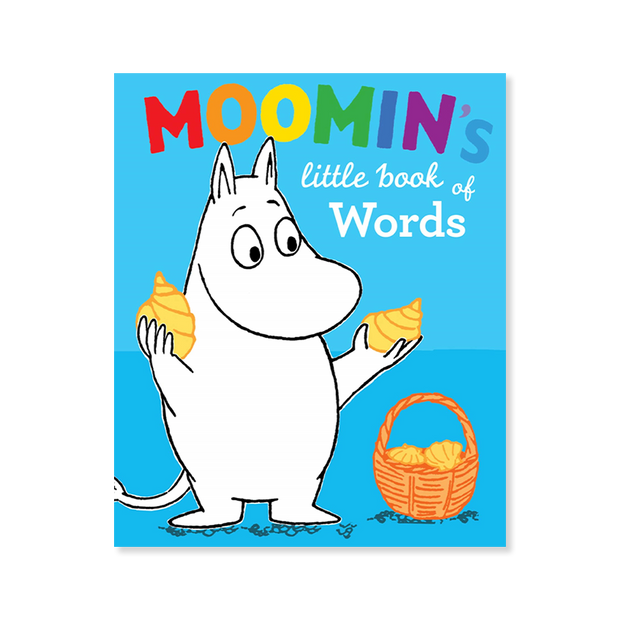 Moomin's Little Book of Words - Board Book