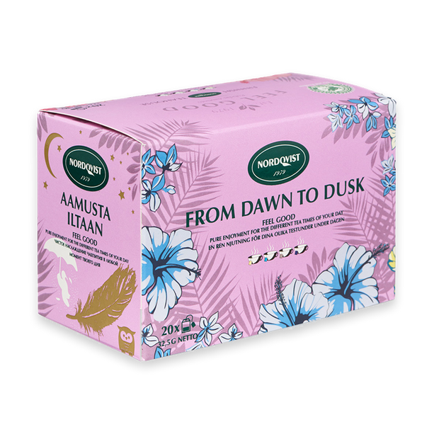 Nordqvist From Dusk to Dawn - 20 Tea Bags (Asst Flavors)