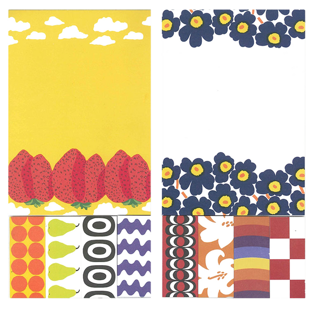 Marimekko Sticky Notes & To-Dos