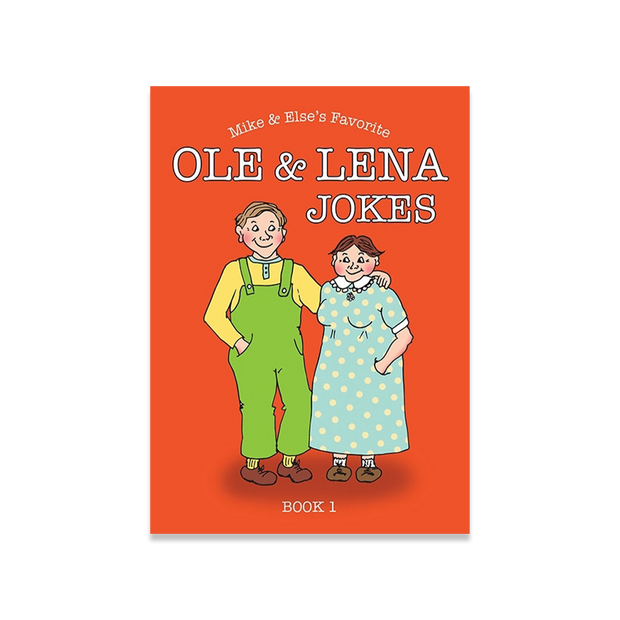Ole & Lena Jokes Book 1