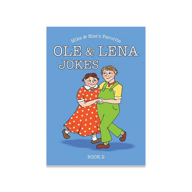 Ole & Lena Jokes Book 2
