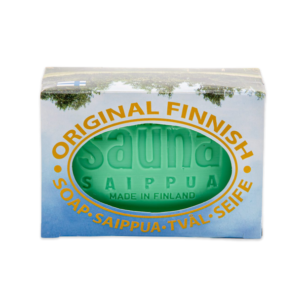 Original Finnish Sauna Soap - Pine (225g)
