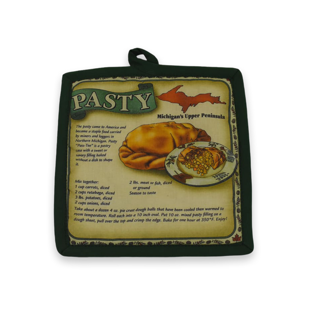 U.P. Pasty Hot Pad