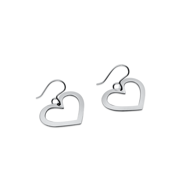 Pohjolan Helmi - Heart Earrings
