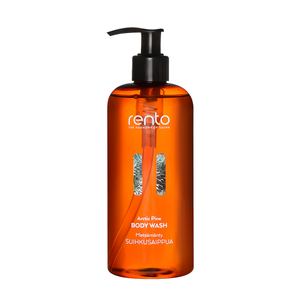 Rento Body Wash Arctic Pine