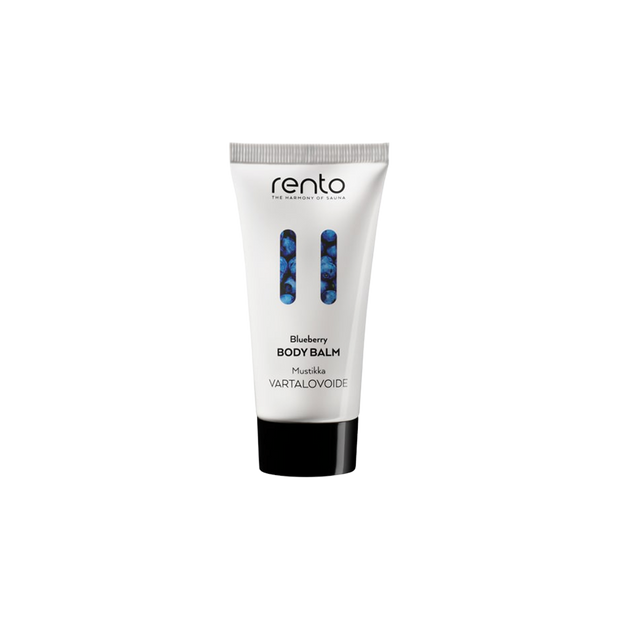 Rento Body Balm Blueberry