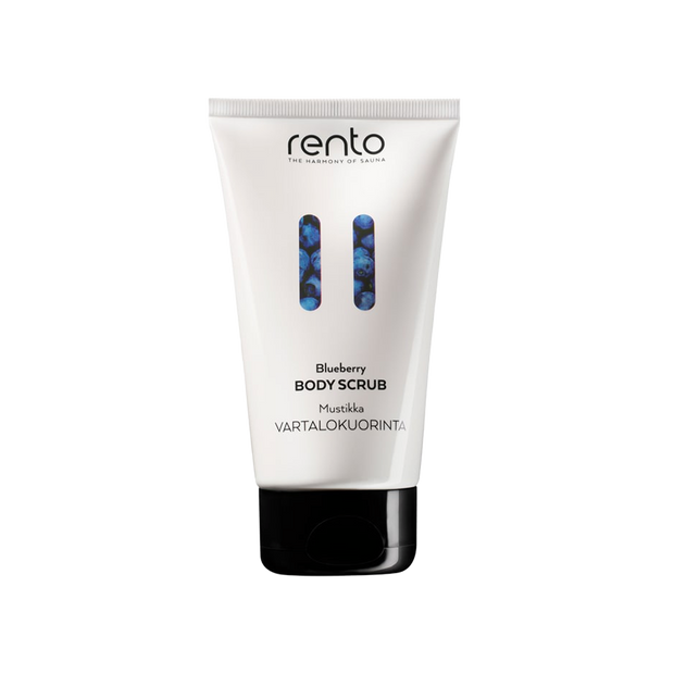 Rento Blueberry Body Scrub