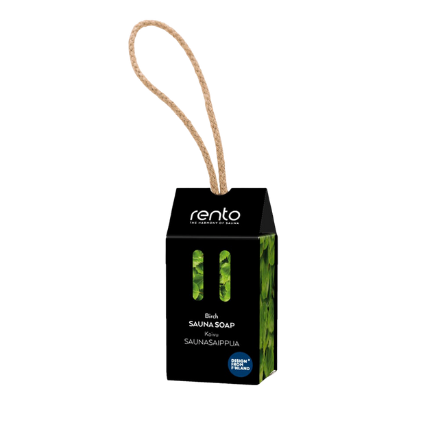 Rento Sauna Soap Birch
