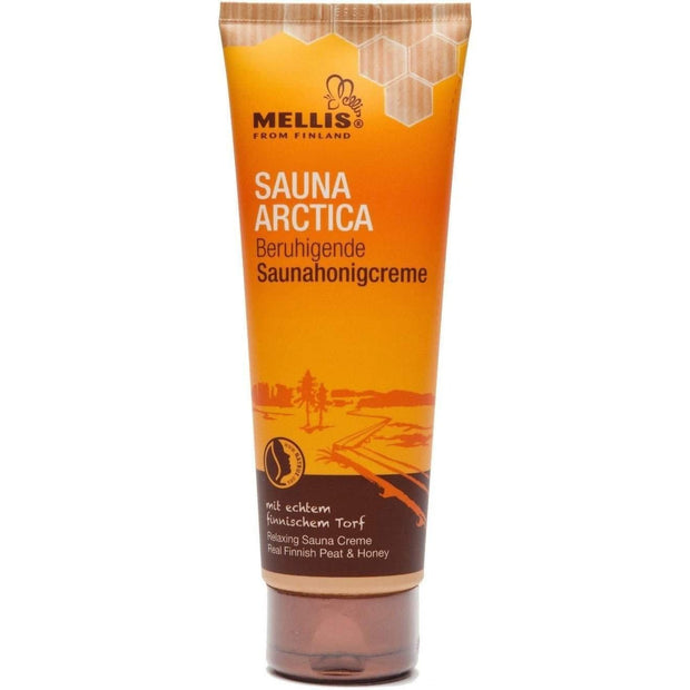 Sauna Arctica Relaxing Sauna Creme Real Finnish Peat & Honey Sauna Creme Mellis (10560436870)