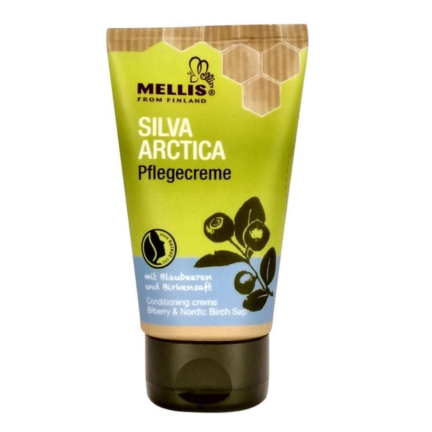 Silva Arctica Conditioning Creme, Bilberry & Nordic Birch Sap Face Creme Mellis (1388692045902)
