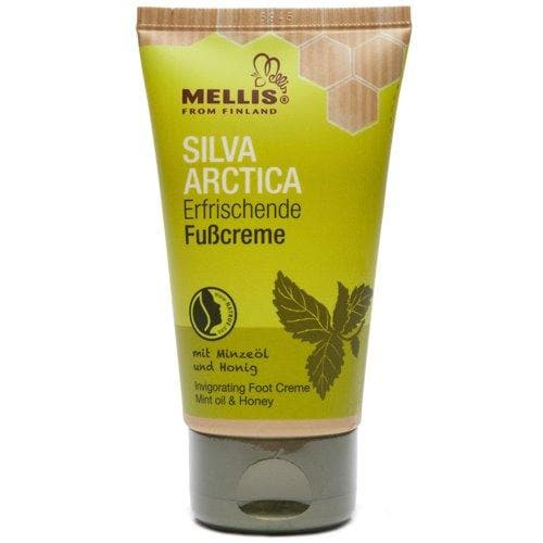 Silva Arctica Foot Creme Mint Oil & Honey Foot Creme Mellis (10564011718)
