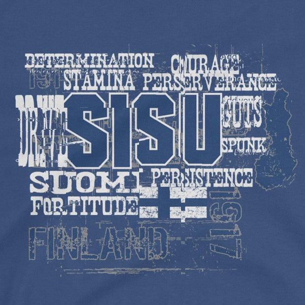 Meaning of Sisu T-Shirt (395843219)