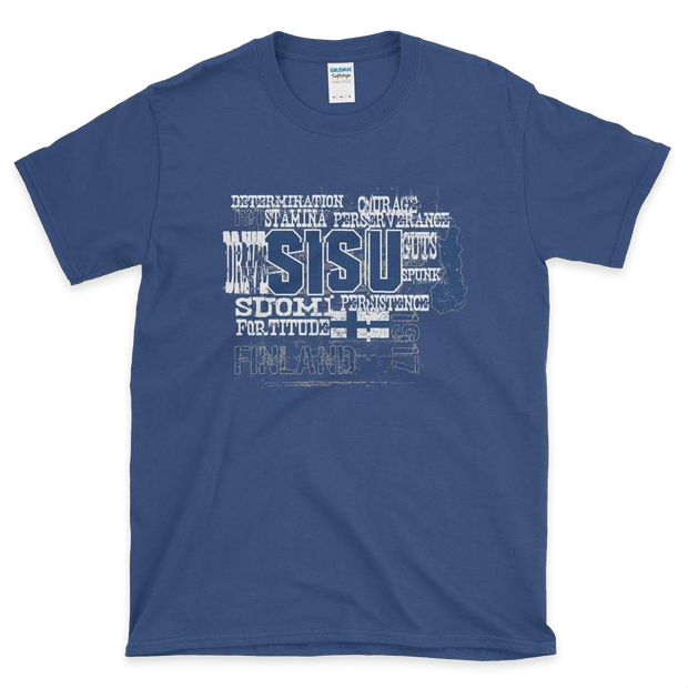 Meaning of Sisu T-Shirt