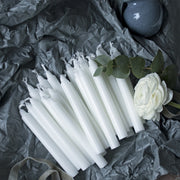Swedish Chime Candles - White 15 pk