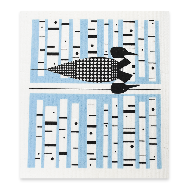 Swedish Dishcloth - Blue Loon
