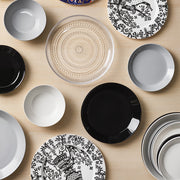 iittala Teema Black Dinner Plate