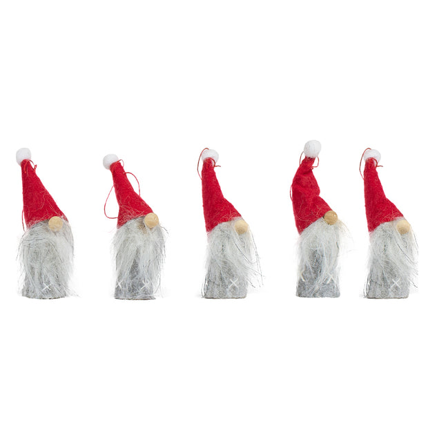 Tomte Ornaments (5 Pack) (4338539692110)