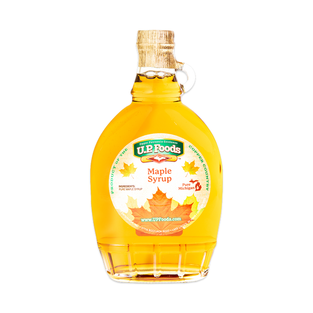 Maple Syrup - Locally Sourced (12 oz) (7858070726)